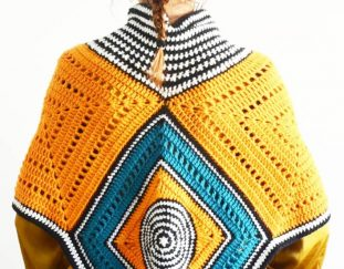 28-easy-free-crochet-poncho-patterns-ideas-for-women-crochet-projects-2019