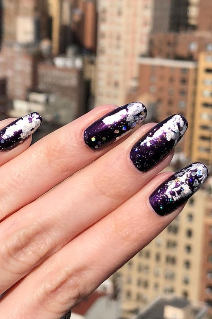 50 Most Beautiful Winter Nail Designs Shrinking To Your Fingertips