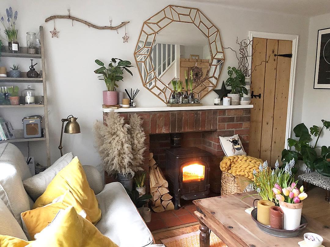 40+ Most Beautiful Living Room Ideas 2019