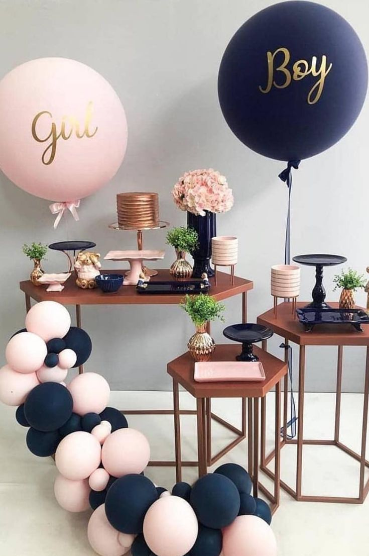 20+ Best Selected Creative Baby Shower Themes 2019 - Page ...