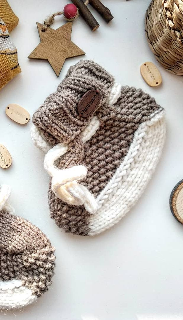 FREE Pattern Crochet & Easy Baby Booties 2019!